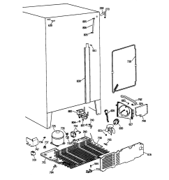 refrigerator parts ge refrigerator parts diagram ge refrigerator water dispenser schematic kenmore refrigerator water dispenser parts [ 1648 x 2338 Pixel ]