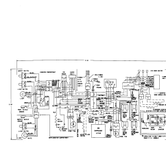Wiring Diagrams For Kenmore Refrigerators Track And Field Diagram Model 25357677791 Side By Refrigerator Genuine Parts