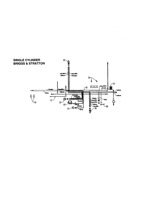 small resolution of mtd 662 wiring diagram