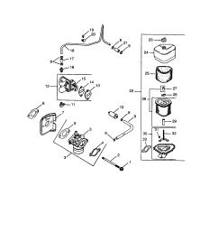 kohler cv15s ps41588 fuel and air system diagram [ 1648 x 2338 Pixel ]