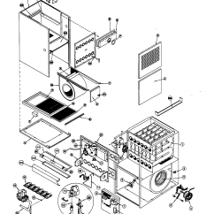 Intercity Furnace Parts Diagram Toyota Hilux Wiring Products Ruud Furnaces