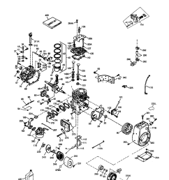 5 hp tecumseh engine diagram [ 1696 x 2200 Pixel ]