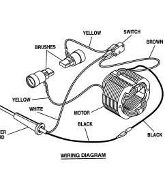 craftsman 10 compound miter saw wiring diagram parts [ 2200 x 1696 Pixel ]