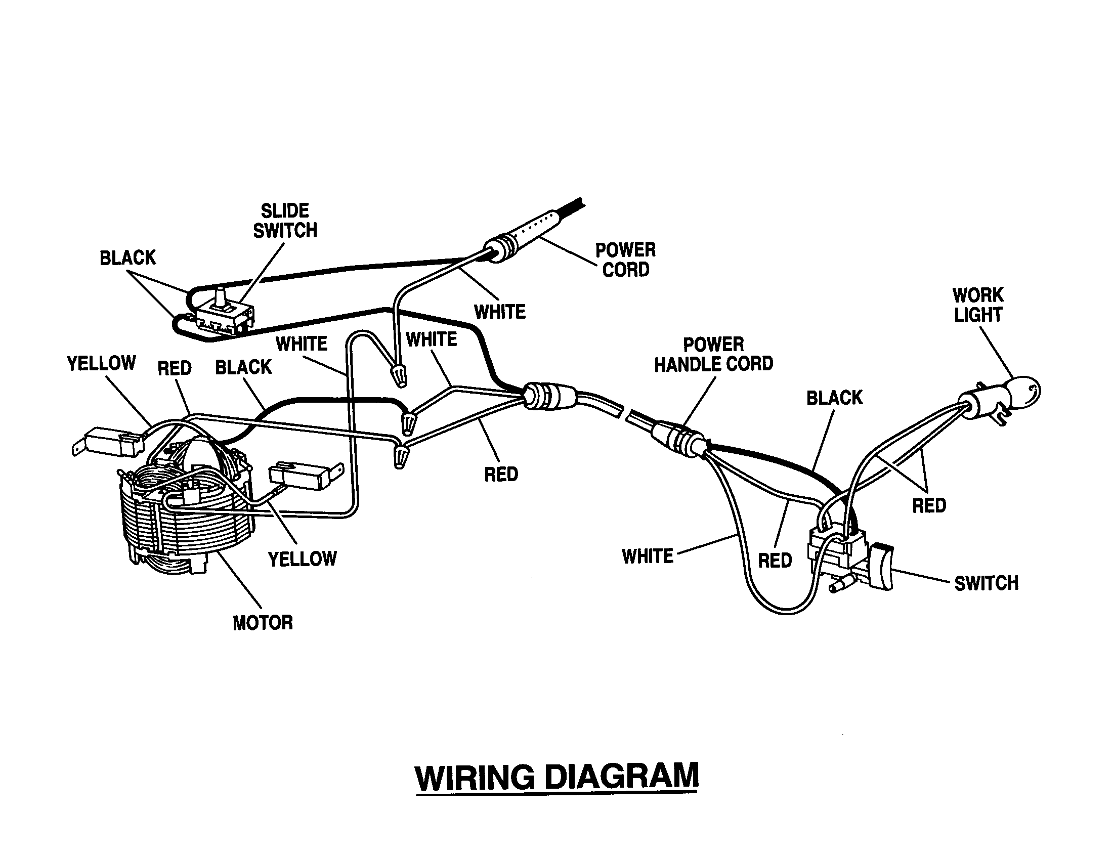 [WRG-9423] Wiring Diagram For Craftsman Router