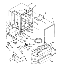 kenmore dishwasher schematic wiring diagrams konsult kenmore ultra wash dishwasher parts diagram kenmore dishwasher schematic wiring [ 1696 x 2200 Pixel ]