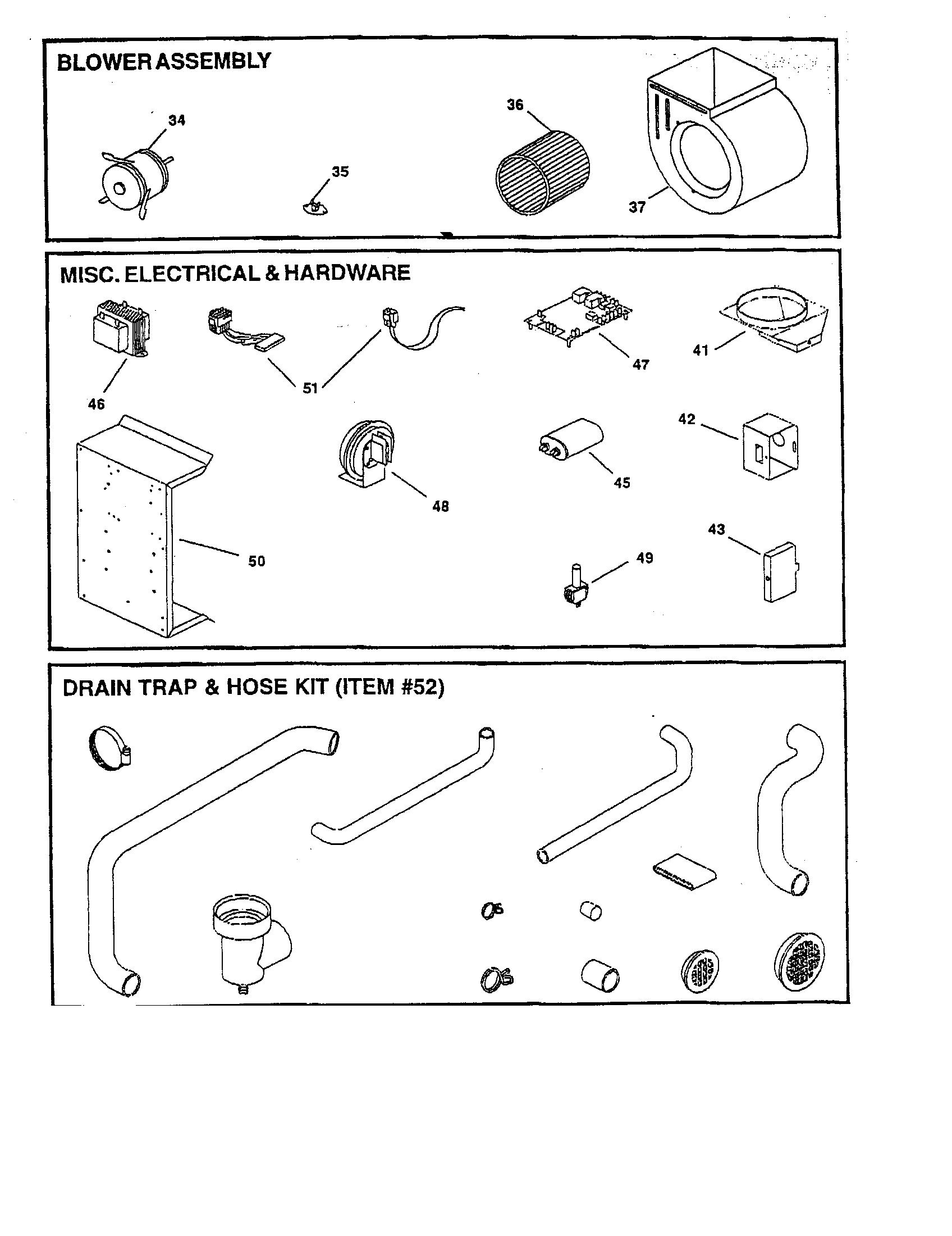 Goodman Furnace Diagram : goodman, furnace, diagram, Goodman, GMP050-3, Furnace, Parts, Sears, PartsDirect