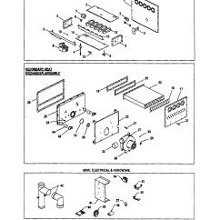 Goodman Furnace Parts Diagram Power Wheels Wiring Gas Heat Exchangers Misc Elec