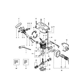 carburetor craftsman 358351380 crankshaft diagram [ 2242 x 1750 Pixel ]