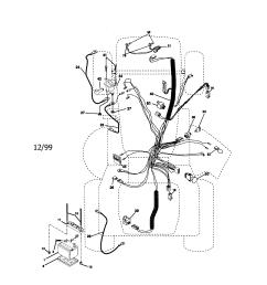 craftsman 917273100 electrical diagram [ 1696 x 2200 Pixel ]