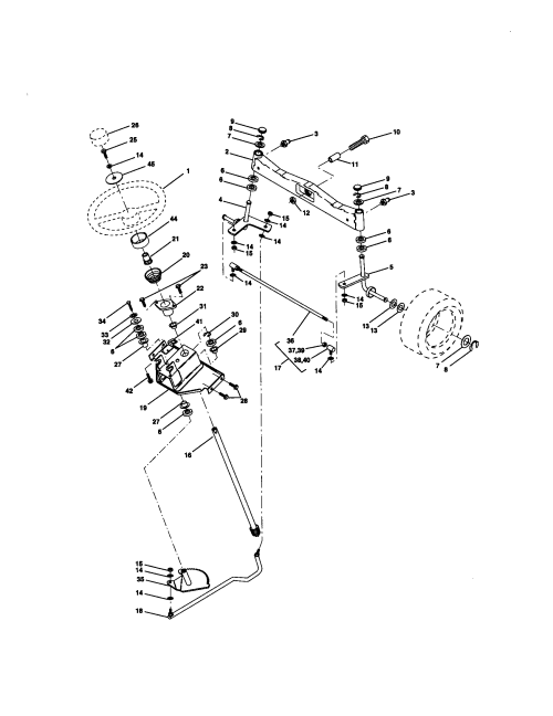 small resolution of craftsman 917 273100 belt diagram search for wiring diagrams u2022 craftsman generator wiring diagram wiring