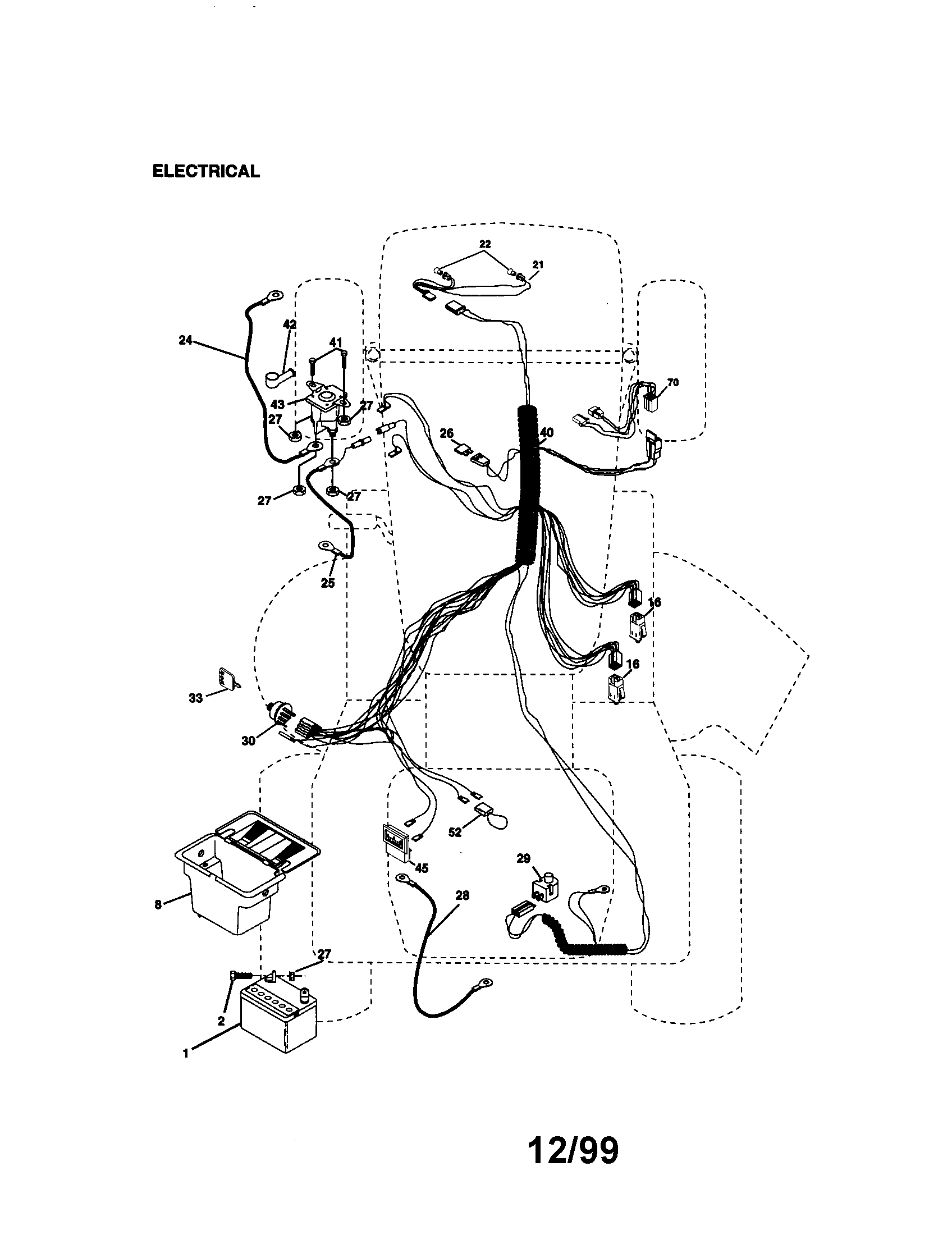 Outstanding craftsman lt 1000 wiring diagram elaboration wiring