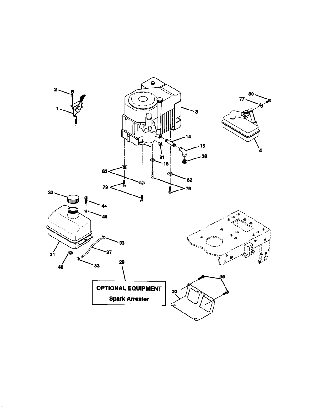 medium resolution of craftsman 917271140 engine diagram engine craftsman 917271140 electrical diagram