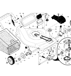 craftsman 917376741 drive control gear case wheels diagram [ 2200 x 1696 Pixel ]