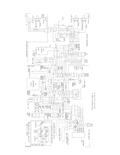 small resolution of looking for frigidaire model frs26znhw5 side by side refrigerator repair replacement parts