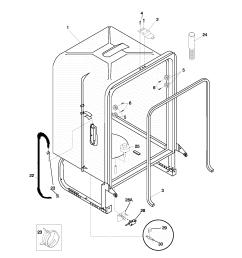 frigidaire gldb653js2 tub diagram [ 1700 x 2200 Pixel ]