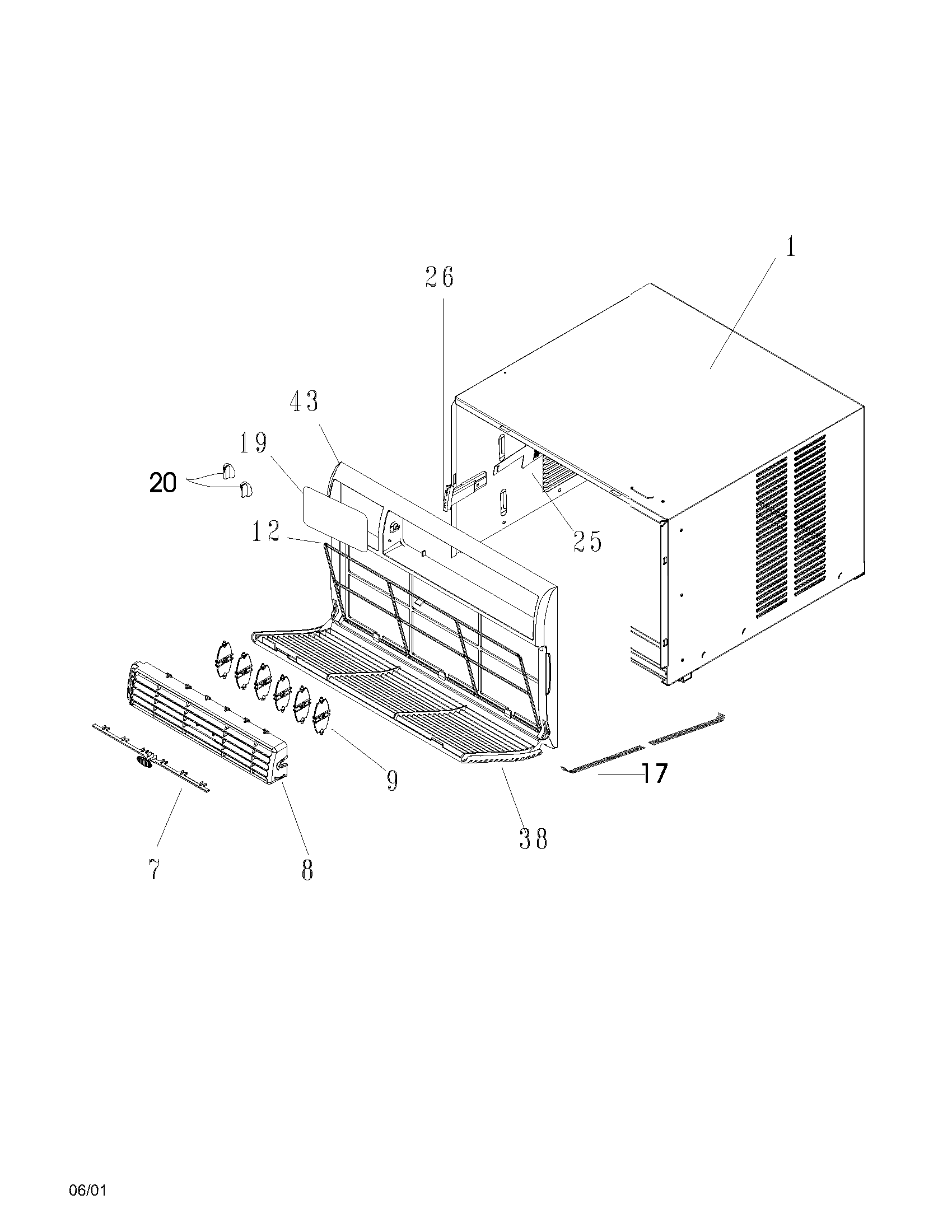Frigidaire Air Conditioner: September 2016