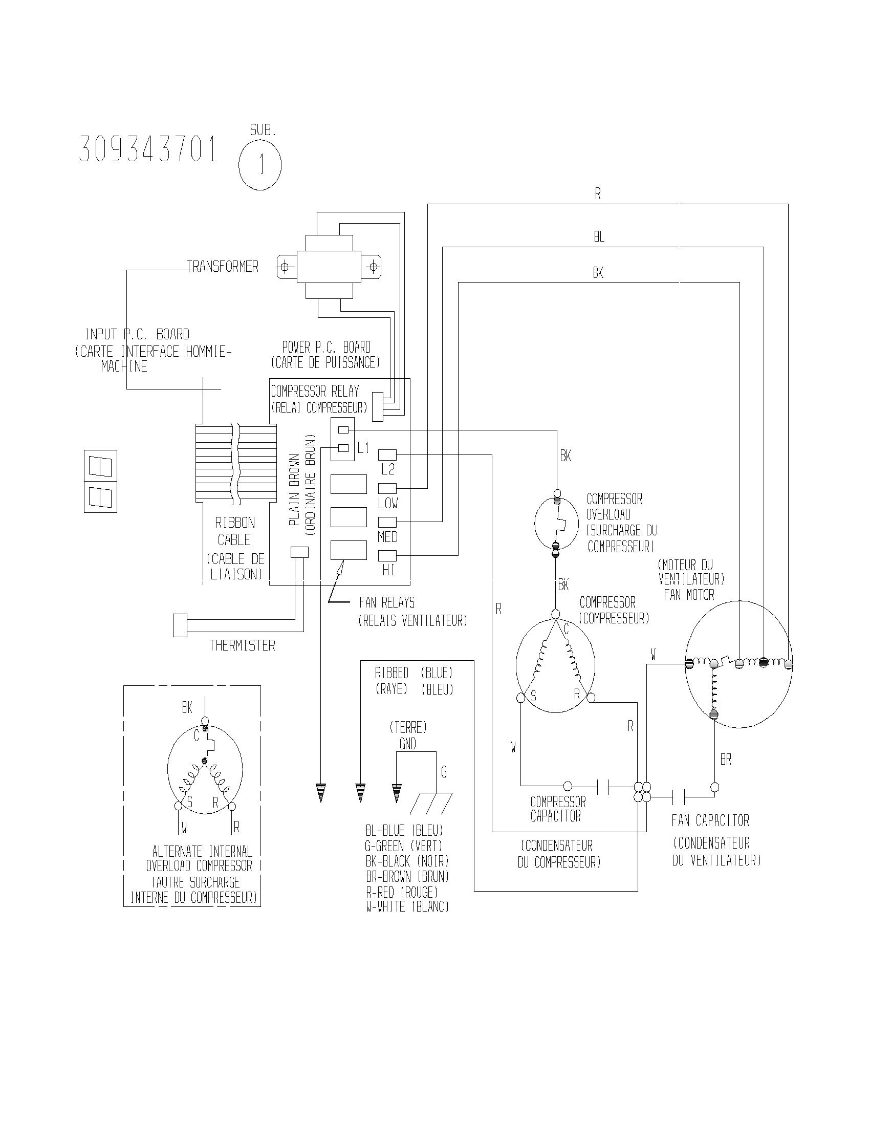 copeland scroll wiring diagram kenmore gas dryer hermetic pressors internet of
