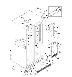 kenmore single wall oven wiring diagram [ 1700 x 2200 Pixel ]