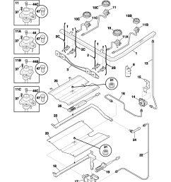 electric stove outlet wiring electric range outlet wiring diagram electric 3 prong range outlet wiring frigidaire [ 1700 x 2200 Pixel ]