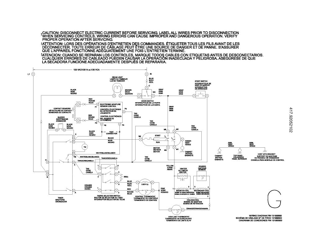medium resolution of kenmore elite dryer wiring diagram on kenmore refrigerator wiring kenmore 110 dryer wiring diagram