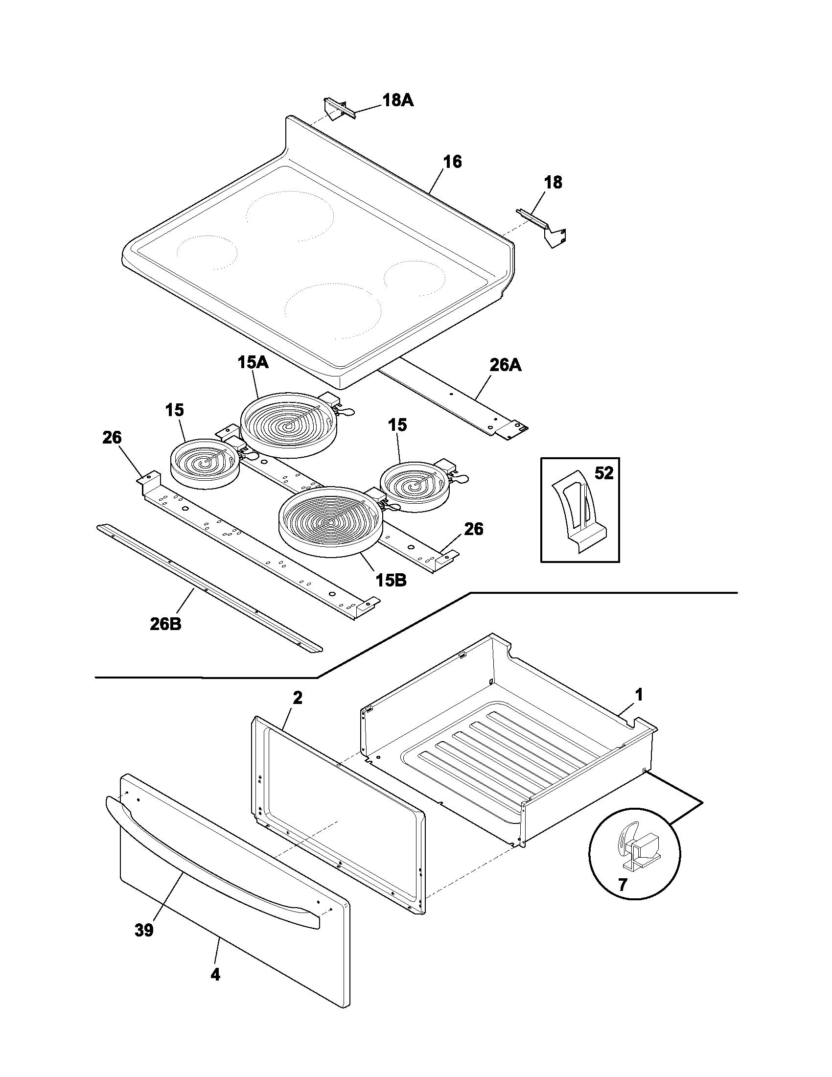 Frigidaire stove schematic free download wiring diagram