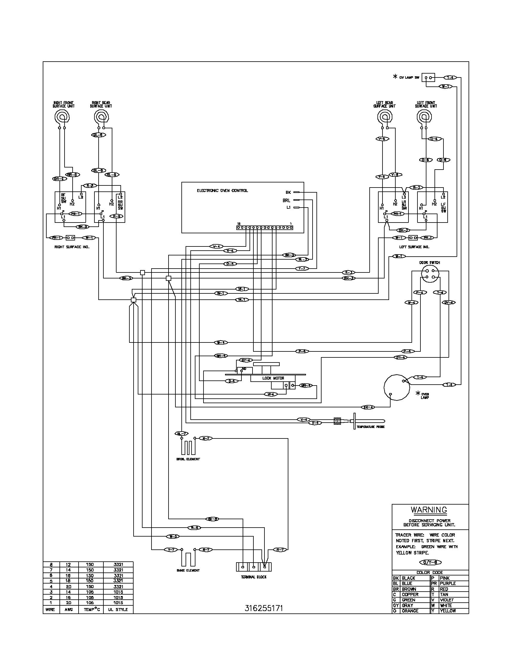 hight resolution of kelvinator electric range backguard parts kelvinator wall oven wiring diagram