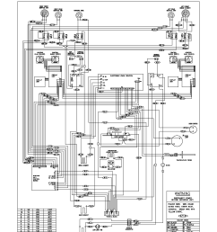 wiring diagram for frigidaire stove wiring diagram todays frigidaire dishwasher schematic diagram frigidaire oven wiring diagram [ 1700 x 2200 Pixel ]
