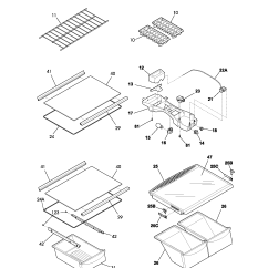Kenmore 106 Refrigerator Parts Diagram 2002 Nissan Sentra Rockford Fosgate Wiring Ge