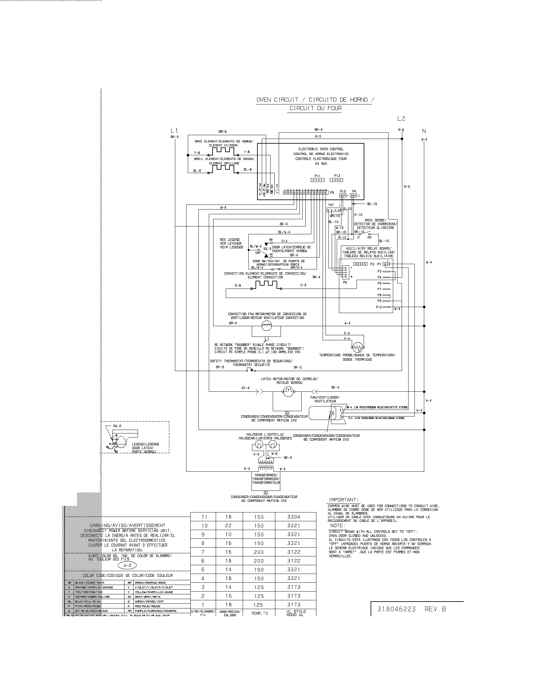 wiring electrolux wall oven wiring diagram site electrolux wall oven wiring diagram [ 1700 x 2200 Pixel ]