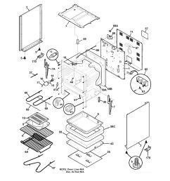 kelvinator kef355asj body diagram [ 1700 x 2200 Pixel ]