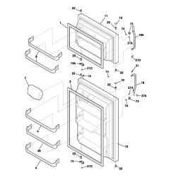 photos of kenmore refrigerator parts diagram [ 1700 x 2200 Pixel ]
