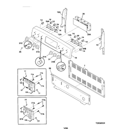 kenmore electric oven wiring diagram [ 1696 x 2200 Pixel ]
