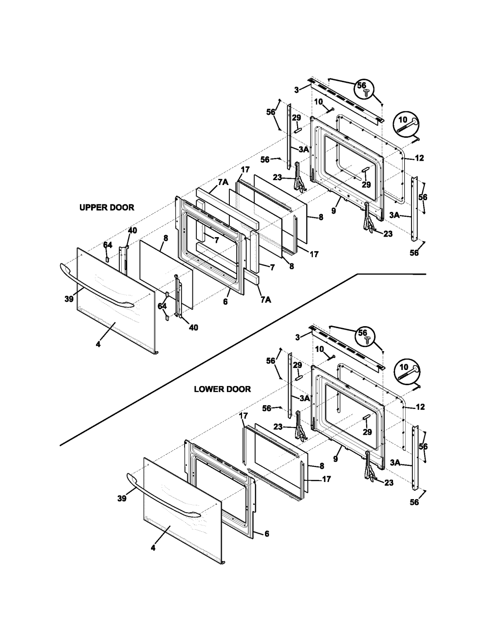 medium resolution of photos of kenmore electric oven parts