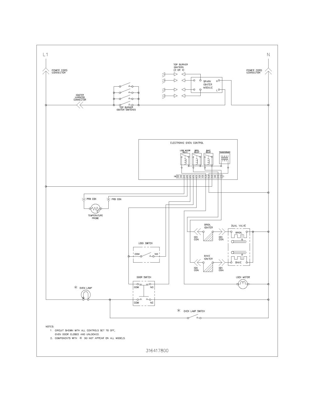 medium resolution of kenmore 79078572400 wiring schematic diagram