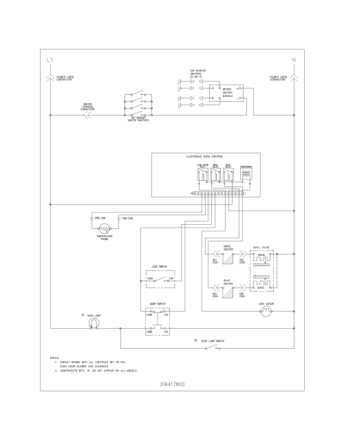 small resolution of kenmore 79078572400 wiring schematic diagram