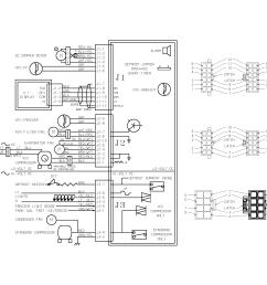 kenmore elite refrigerator compressor wiring diagram 2000 kenmore refrigerator model 106 troubleshooting kenmore refrigerator ice maker [ 2200 x 1700 Pixel ]