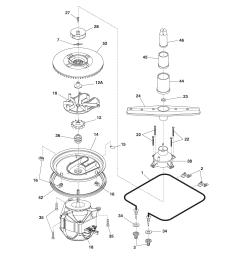 frigidaire dishwasher schematic diagram [ 1700 x 2200 Pixel ]