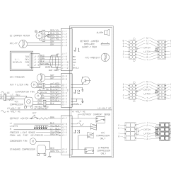 electrolux e23cs75dss7 wiring schematic diagram [ 2200 x 1700 Pixel ]
