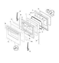 oven door schematic wiring diagram sortlooking for frigidaire model fefl67dcg electric range repair oven door schematic [ 1700 x 2200 Pixel ]