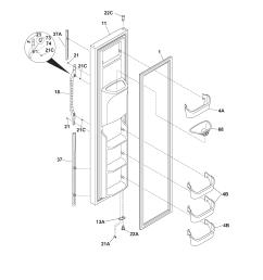 kenmore ice maker wiring diagram [ 1700 x 2200 Pixel ]