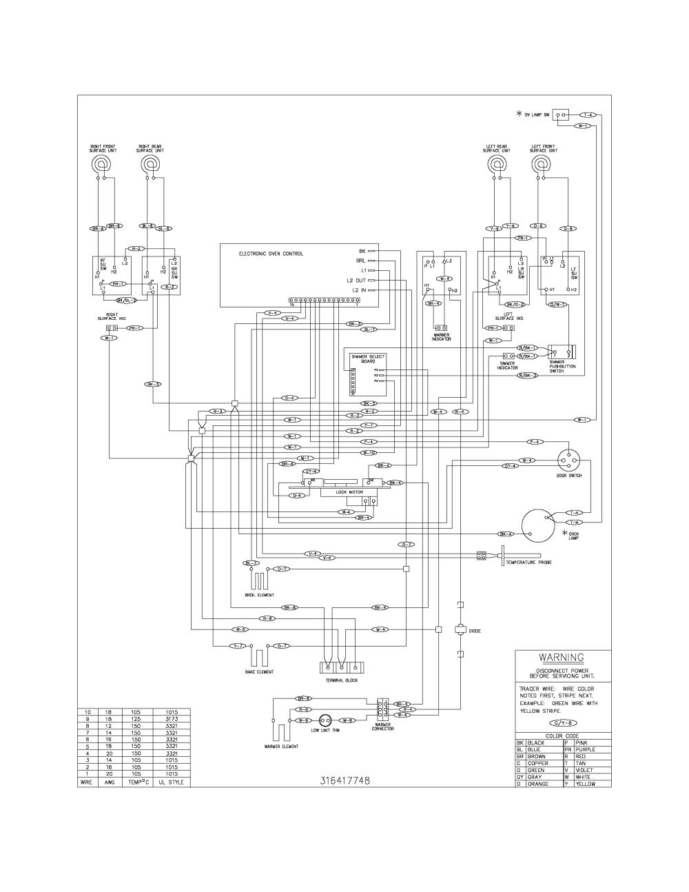 medium resolution of kenmore 79094222409 wiring diagram diagram
