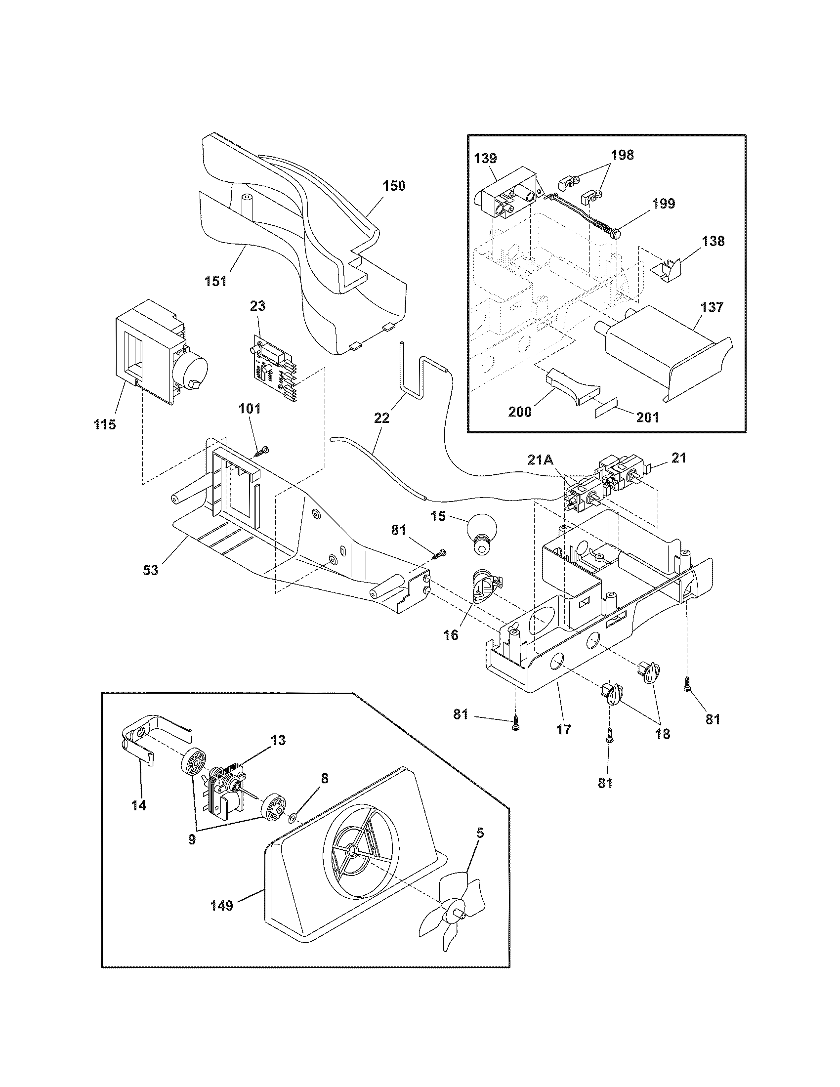 hight resolution of kenmore 2535466240a controls diagram