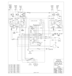 sears smoothtop wiring diagrams [ 1700 x 2200 Pixel ]