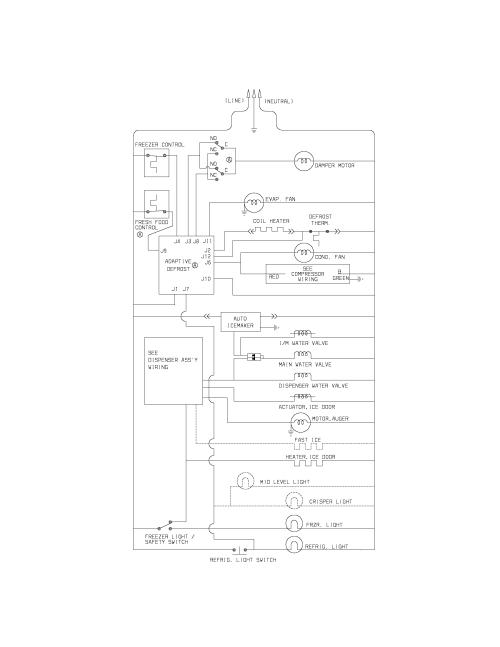 small resolution of singer refrigerator wiring diagram detailed wiring diagramssinger refrigerator wiring diagram electrical wiring diagrams refrigerator wiring schematic