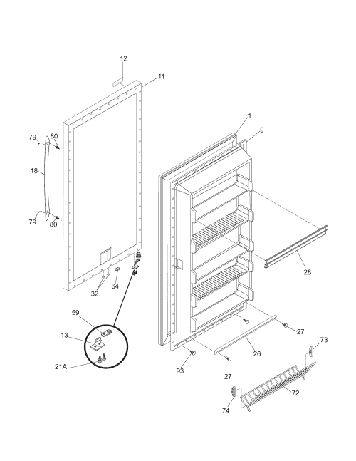 small resolution of wire schematic for kenmore upright freezer