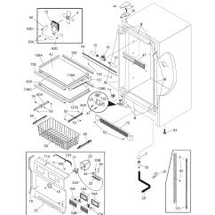 Kenmore Elite Parts Diagram Brushless Motor Wiring Freezer Model 25344733102