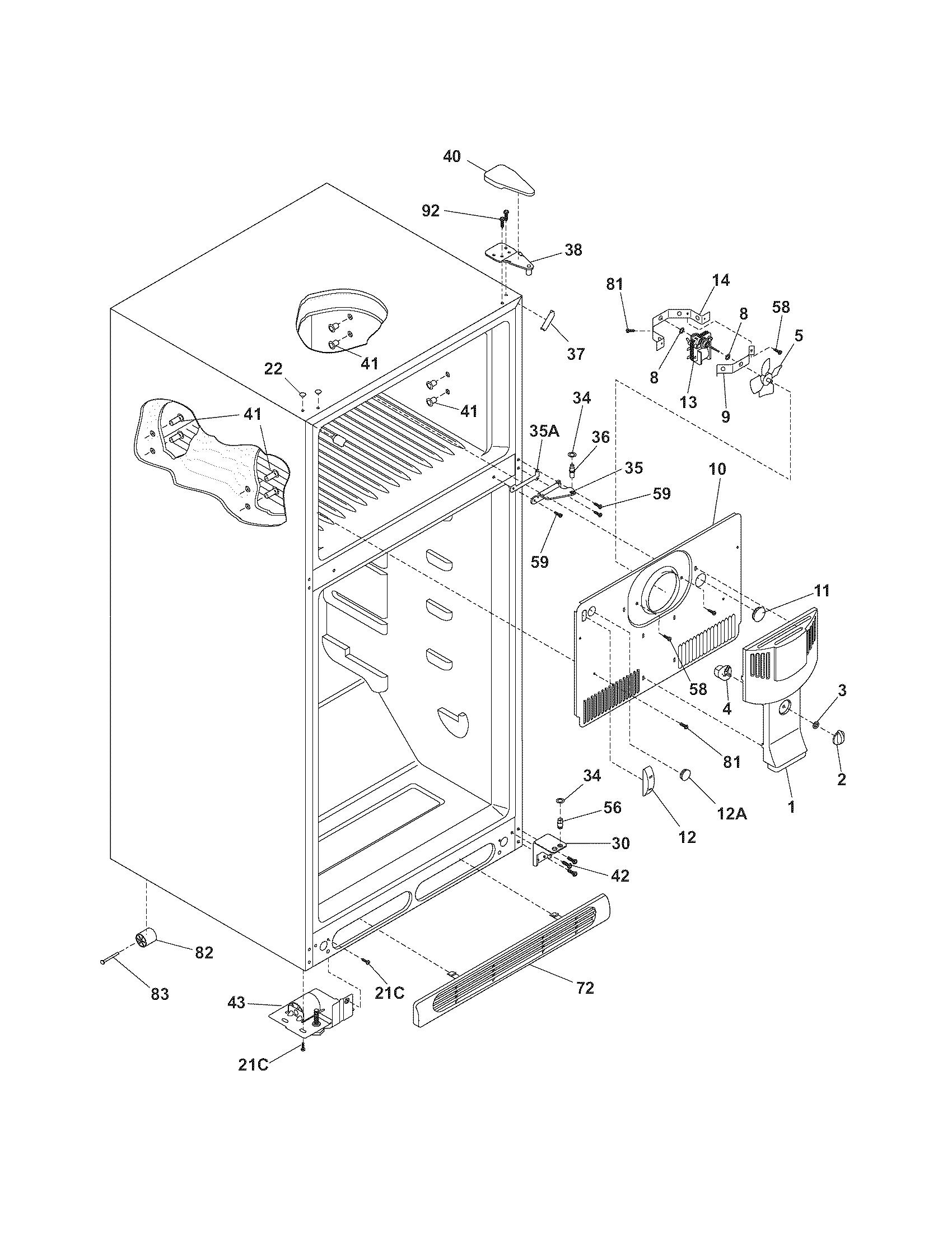 hight resolution of kenmore refrigerator relay wiring diagram wiring library kenmore heating element wiring diagram kenmore model 25365812508 top