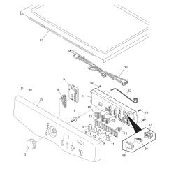 Frigidaire Affinity Dryer Wiring Diagram Fluro Light Australia Parts For A