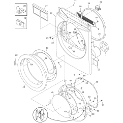 Frigidaire Dryer Diagram Three Way Switching Wiring I Have An Affinity Believe A Sock Or