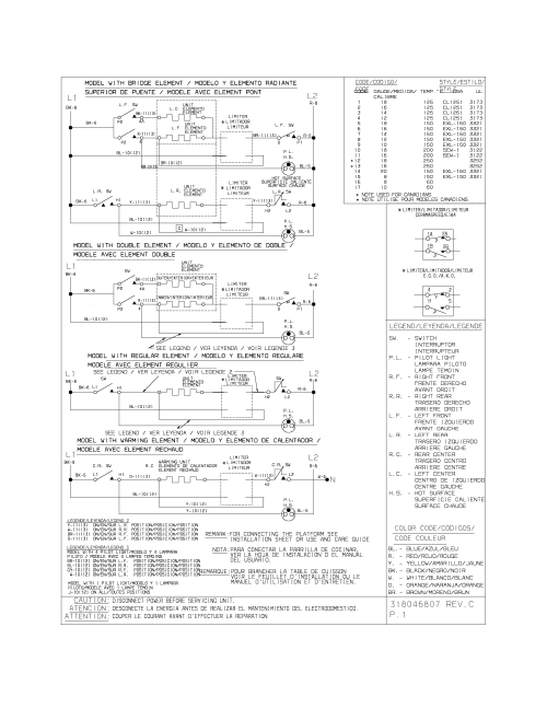 small resolution of kenmore model 79042739403 counter unit electric genuine parts kenmore stove top wiring diagram model 790 42739403